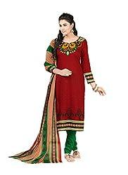 Shivani women Pure Cotton Salwar Suit Material