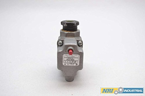 GENERAL CONTROLS MR2G309G GAS SAFETY VALVE 3/4 IN NPT PNEUMATIC D430352 (General Controls Gas Valve compare prices)