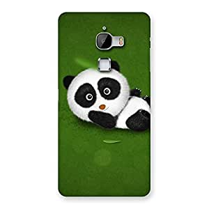 Panda Green Grass Back Case Cover for LeTv Le Max