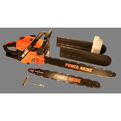 PowerKing 57CC 18/22 Chainsaw Combo Bar