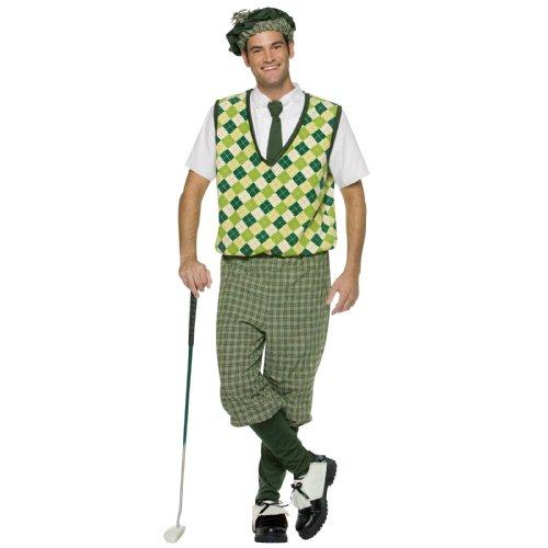 Rasta Imposta Old Tyme Golfer,Green,Mens Large
