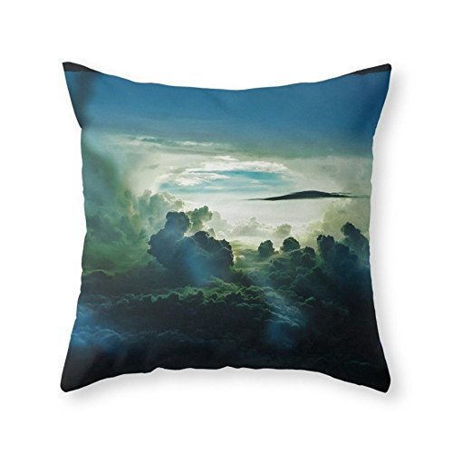 Society6 I Want To Believe Throw Pillow Indoor Cover (16