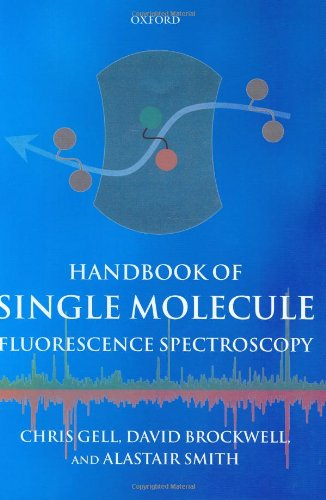 Handbook Of Single Molecule Fluorescence Spectroscopy