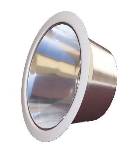 "6"" Open Reflector Trim/Trims For Par38/R40 Line Voltage Recessed Light/Lighting-Fit Halo/Juno"