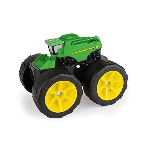 John Deere Monster Treads Flippers Boar Combine Vehicle