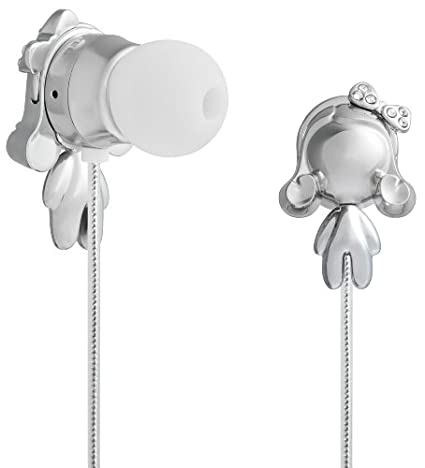 Monster Harajuku Lovers Space Age In-Ear Headphones