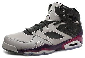 Nike Air Jordan Flight Club 91 Herren Basketball Schuhe, Grau, 42 1/2