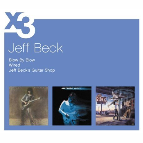 Jeff Beck - Blow By Blow/Wired/Jeff Beck