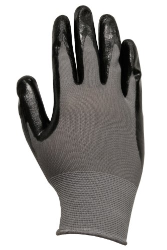 Grease Monkey 25550-26 Nitrile Coated General Purpose Glove (Large) (Gorilla Gloves)