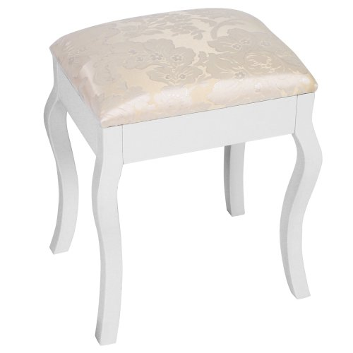 Stool for Dressing Table Victorian style approx. 51x39x30 cm