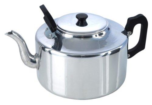 CATERING ALUMINIUM TEAPOT- 8 PINT (Catering Teapots compare prices)