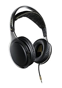 Philips O'Neill SHO9560/28 Over-Ear Headphones - Black Bordeaux (Discontinued by Manufacturer)