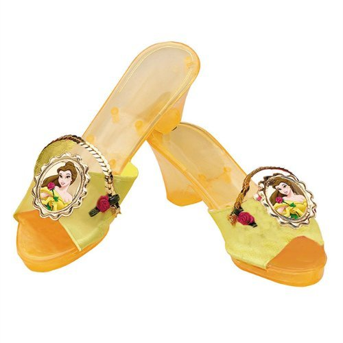 Disguise Belle Shoes Multi, one size fits most children, for ages 3+