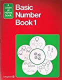 Basic Number Book (A learn at home book) (0582392063) by Adams, Elizabeth
