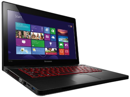 Lenovo IdeaPad Y410P Laptop - 59369916 - Dusk Black