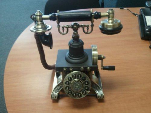 Eifel Tower Phone