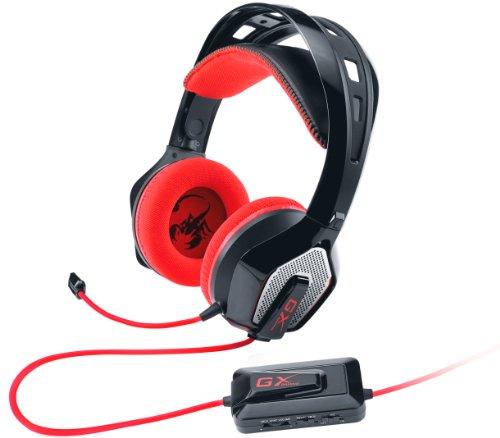 Genius Gx-Gaming Zabius Multi-Platform Gaming Headset For Xbox 360, Playstation 3/4, Pc/Mac (Hs-G850)