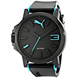 PUMA Men's PU102941002 Ultrasize Blue Analog Watch
