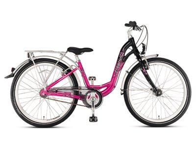 Puky Bicyclette / Vélo - Skyride 24-3 alu : Rose / Noir