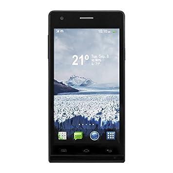 Woxter Zielo S9 Smartphone débloqué (4.7 pouces - 8 Go) Noir (import Espagne)