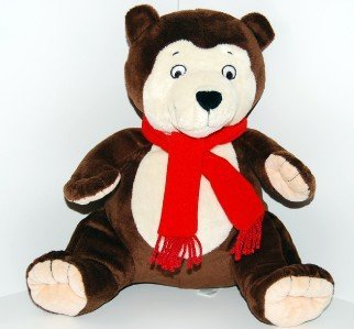 Kohls You Can Do It Sam Plush Bear - 1