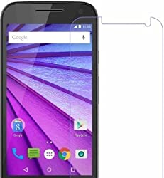 MVTH Brand Clear Temper Glass Screen Protector for Motorola MOTO G (2nd GEN)