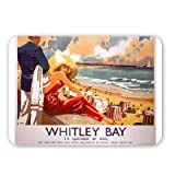 Whitley bay - Mouse Mat - Highest Quality Natural Rubber