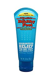 O\'Keeffe\'s for Healthy Feet Foot Cream, 3 oz., Tube