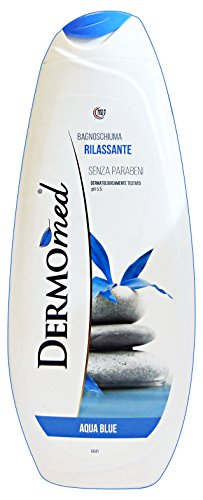 DERMOMED BAGNO AQUA BLUE 500 ML.