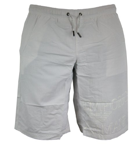 Emporio Armani 211117 2P422 Mens Swim Shorts SS12 White EU48