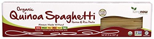 Now Foods Quinoa Spaghetti Pasta (Corn Free Quinoa Pasta compare prices)