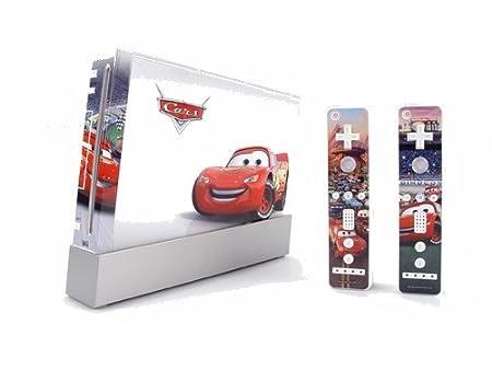 New CARS VINYL decal Sticker SKIN for Nintendo Wii N109