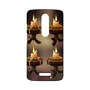 G-STAR Designer Printed Back case cover for Motorola Moto X3 (3rd Generation) - G1198