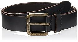 WAC Men's Leather Belt (8907222328610_X-Large_Brown)