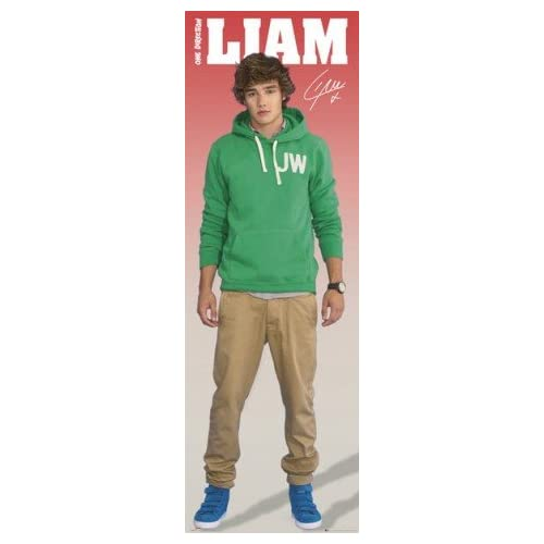 """1art1 60332 Door Poster 2012 Liam Payne from """"One ... Liam Payne"""