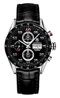 TAG Heuer Men's CV2A10.FC6235 Carrera Automatic Chronograph Day-Date