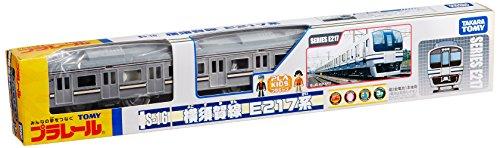 PLA-rail s-16 Yokosuka line series e217