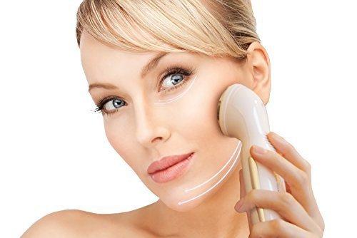 Med-Fit Profond Action thérapeutique professionnel rechargeable beauté thérapie portatif ultrason - idéal pour visage et corps traitements