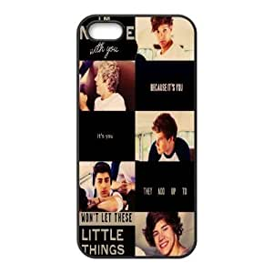 Amazon.com: Custom One Direction Little Things Case for ...