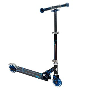 Huffy TRON 2-Wheel Scooter - Blue
