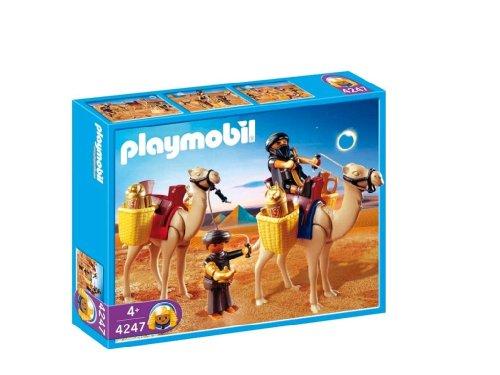 Jouet : Playmobil - 4247 - Voleurs et dromadaires