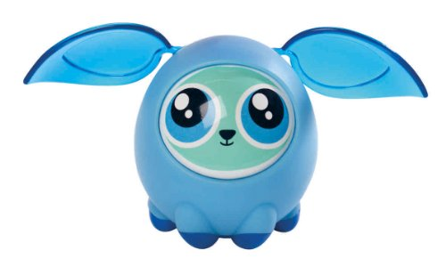 Fijit Friends Newbies Deep Blue Mila Figure - 1