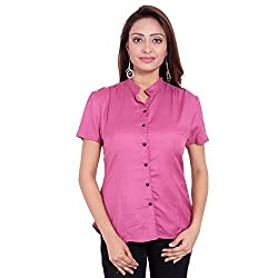 FBBIC Women's Pleasing Georgette Shirt
