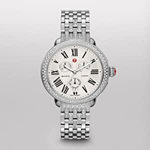 Michele Watches, Women's Serein Diamond, Diamond Bracelet