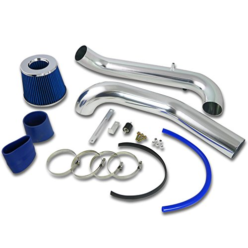 Spec-D Tuning AFC-CV96LXBL-AY Honda Civic CX DX LX 1.6L L4 Cold Air Intake+Blue Filter (Civic Dx Intake compare prices)