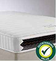 Essential Memory Foam Mattress - 7 Day Delivery