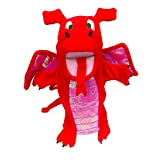 Tellatale Red Dragon Hand Puppetby Tellatale