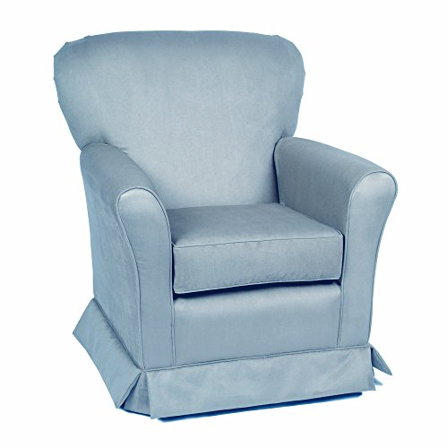 Little Castle Collette Glider, Brushed Blue