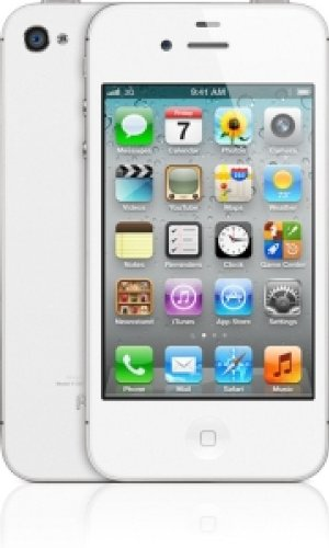 Apple iPhone 4 16GB (EU) wei