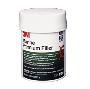 3M Marine Premium Filler (1 Quart) by 3M